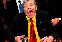 Jerry Lewis morre aos 91 anos